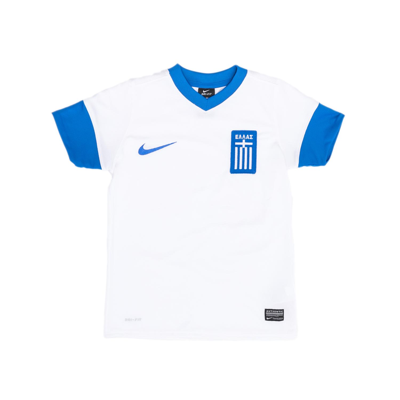 NIKE – Παιδική μπλούζα NIKE άσπρη