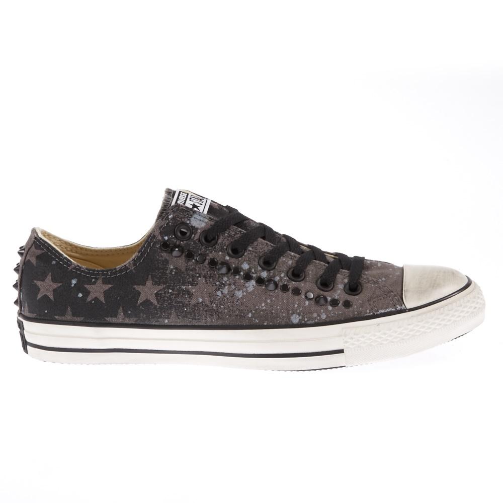 CONVERSE – Unisex παπούτσια Chuck Taylor μαύρα-καφέ