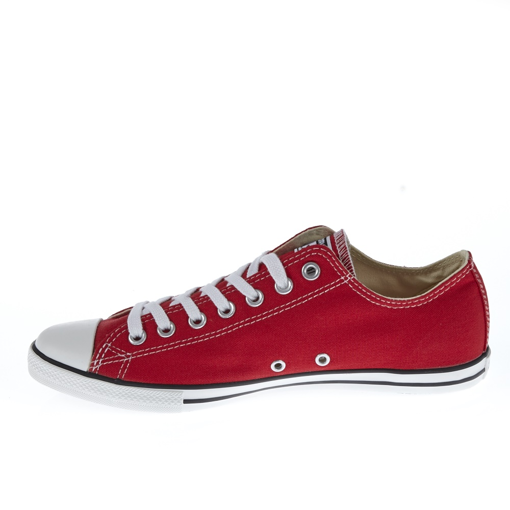 CONVERSE – Unisex παπούτσια Chuck Taylor All Star κόκκινα