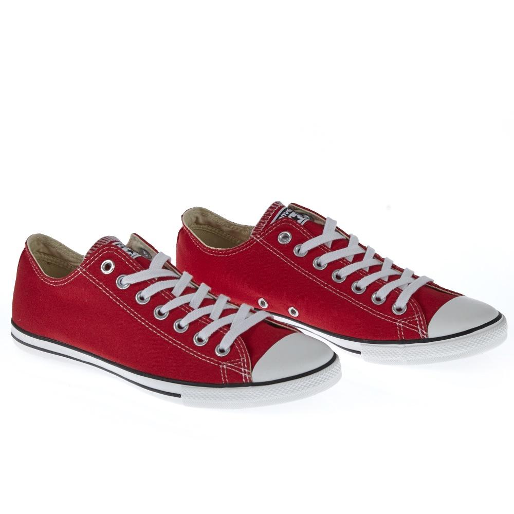 ae93d7722d1 CONVERSE - Unisex παπούτσια Chuck Taylor All Star κόκκινα, Ανδρικά ...