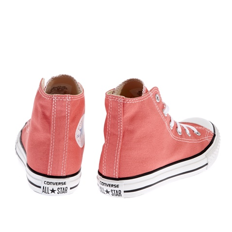 CONVERSE-Παιδικά μποτάκια Chuck Taylor All Star ροζ