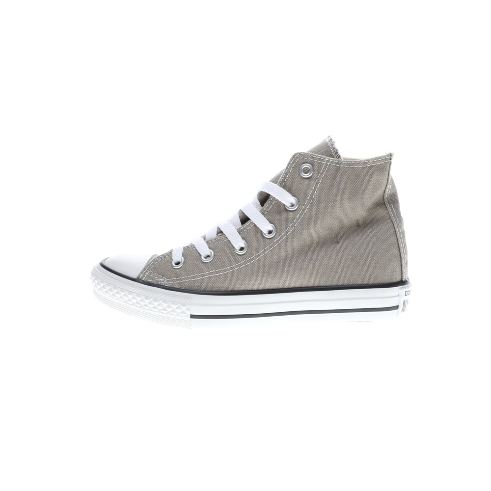 CONVERSE – Παιδικά ψηλά sneakers CONVERSE Chuck Taylor All Star γκρι
