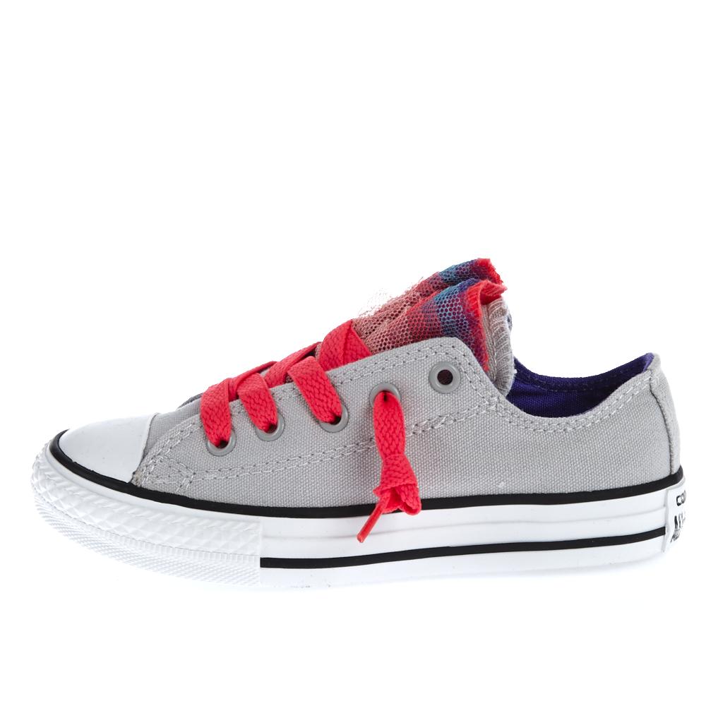 CONVERSE – Παιδικά παπούτσια Chuck Taylor «Party» γκρι
