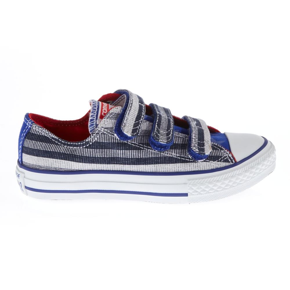 CONVERSE – Παιδικά παπούτσθα Chuck Taylor All Star γκρι