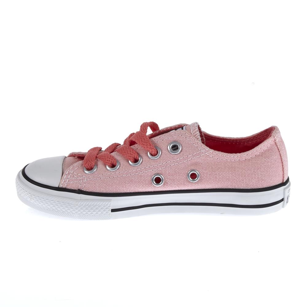 CONVERSE – Παιδικά παπούτσια Chuck Taylor σομόν