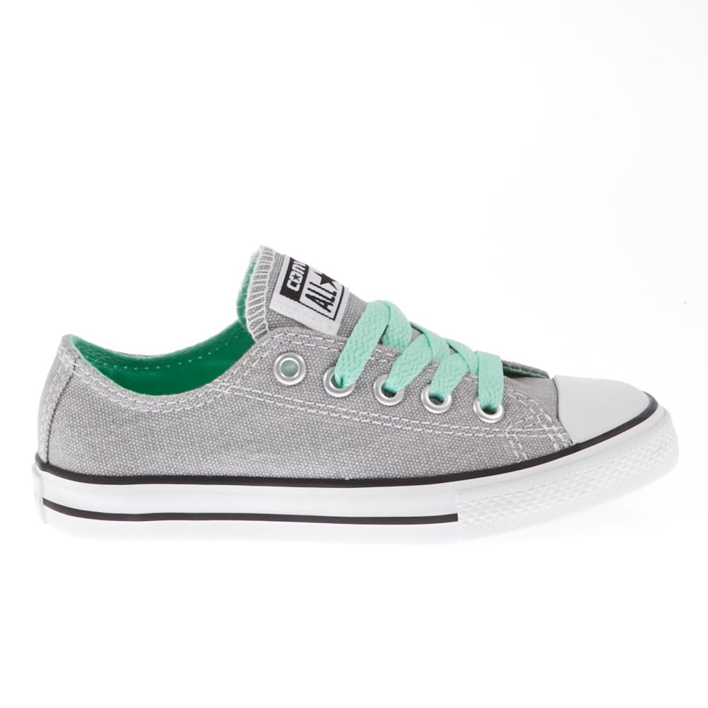 CONVERSE – Παπούτσια Chuck Taylor γκρι