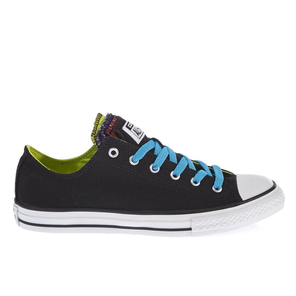 CONVERSE – Παιδικά παπούτσια Converse μαύρα