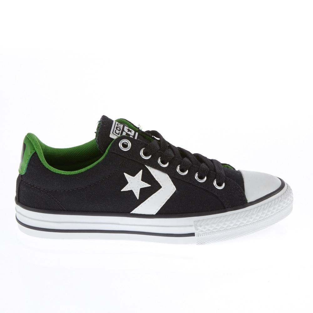 CONVERSE – Παιδικά παπούτσα Star Player μαύρα