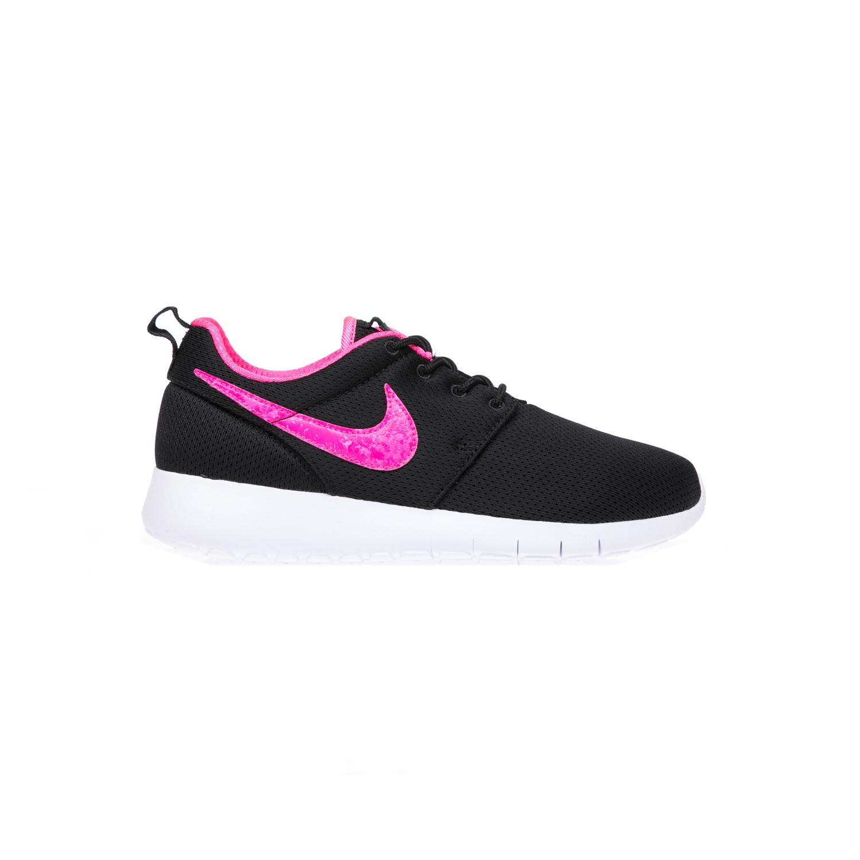 97af2c27007 NIKE – Αθλητικά παιδικά παπούτσια NIKE ROSHE ONE μαύρα