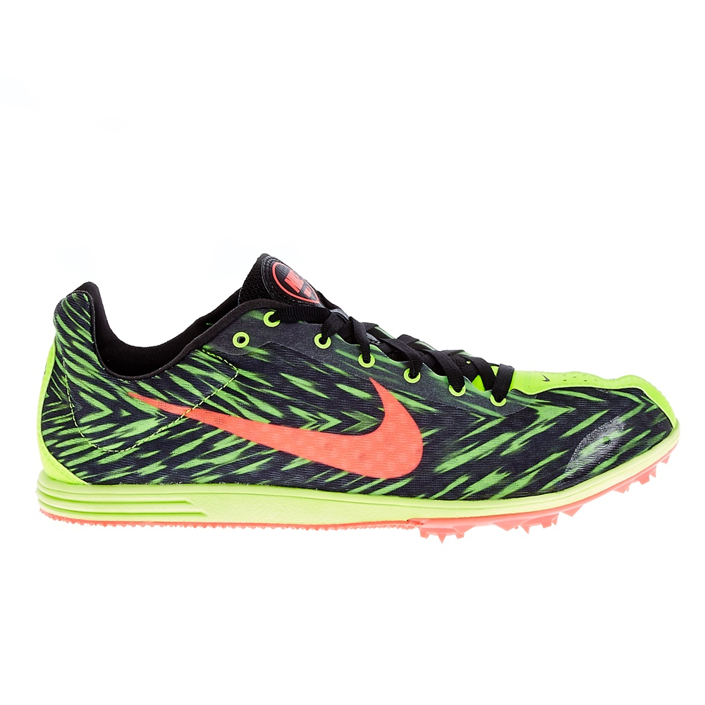 NIKE - Unisex παπούτσια NIKE ZOOM RIVAL D 8 μαύρα γυναικεία παπούτσια αθλητικά running