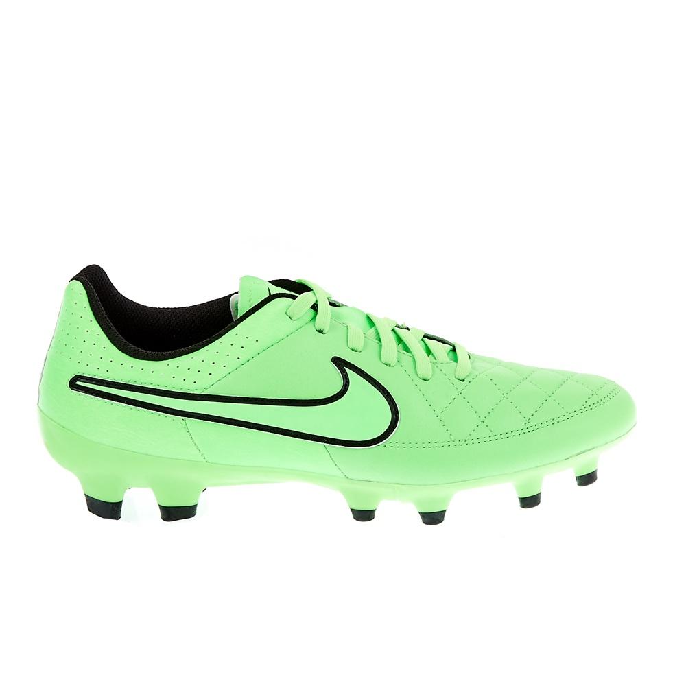 NIKE – Ανδρικά παπούτσια TIEMPO GENIO LEATHER FG πράσινα