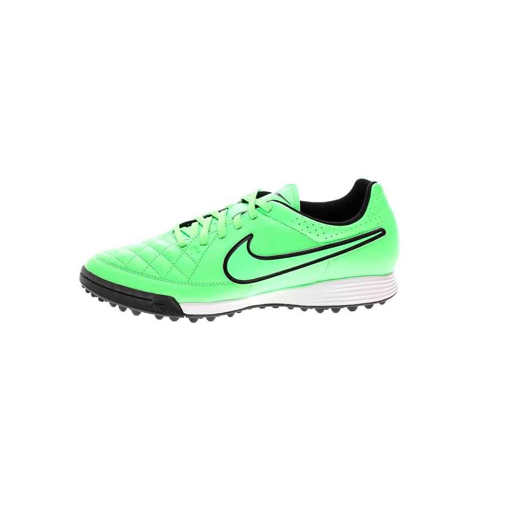 NIKE – Ανδρικά παπούτσια ποδοσφαίρου Nike TIEMPO GENIO LEATHER TF πράσινα