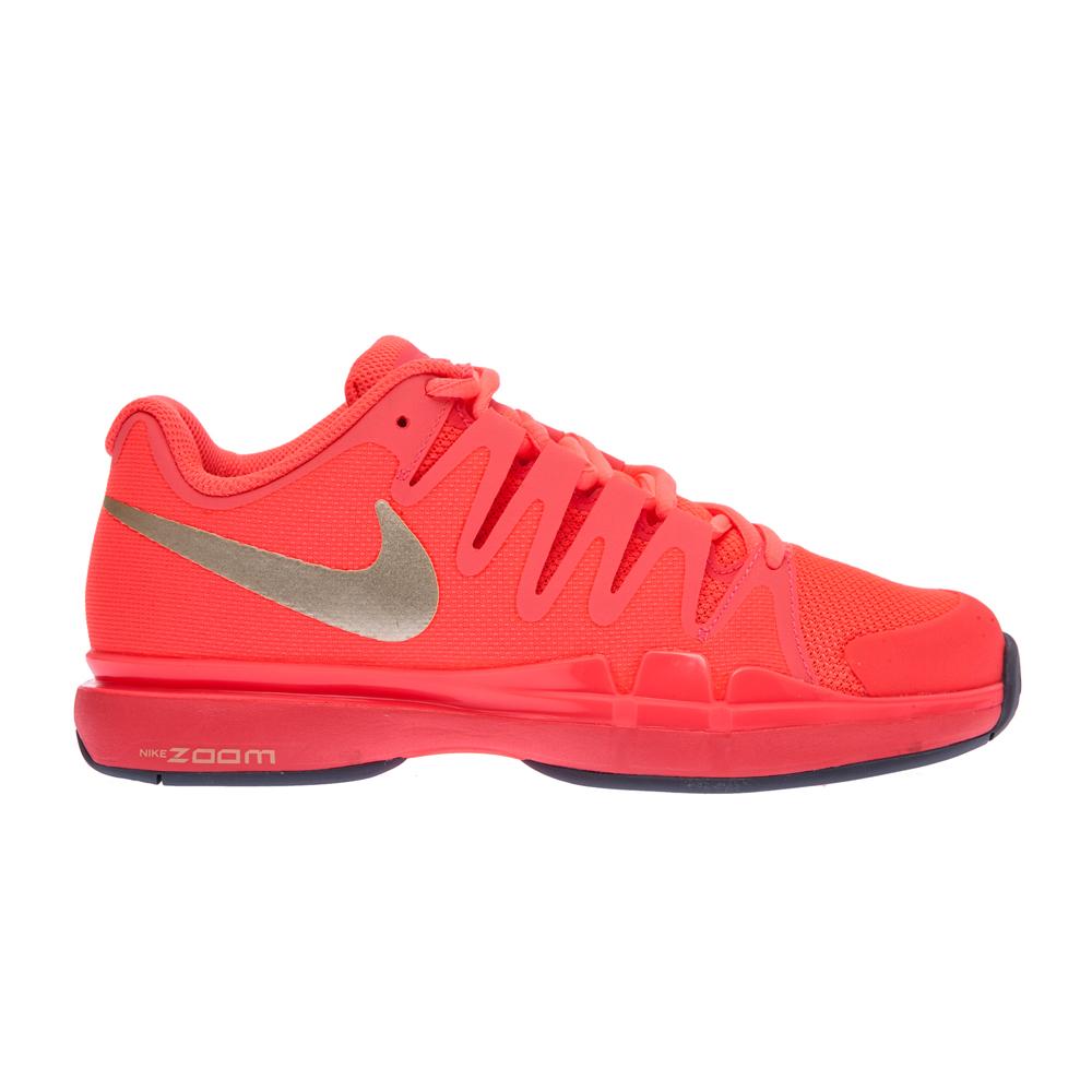 NIKE - Γυναικεία παπούτσια NIKE ZOOM VAPOR 9.5 TOUR πορτοκαλί γυναικεία παπούτσια αθλητικά tennis