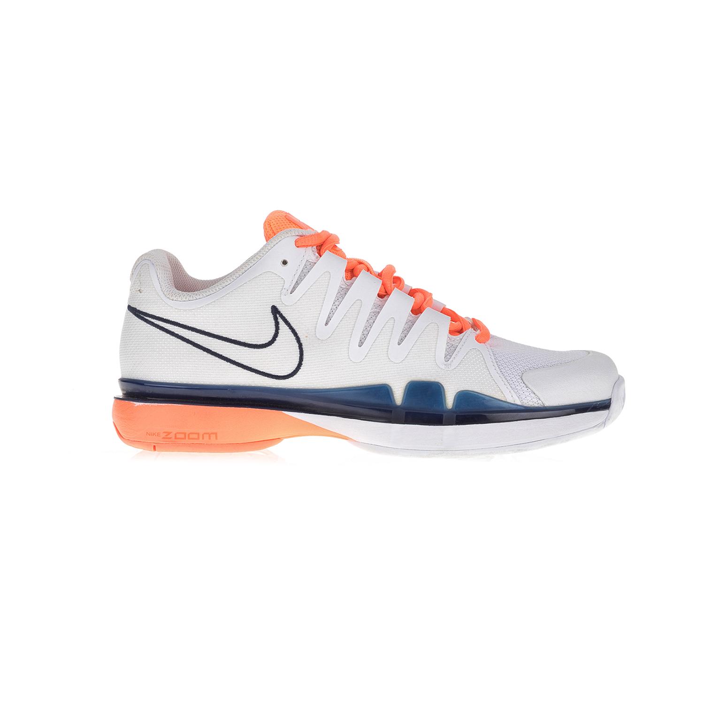 NIKE - Γυναικεία παπούτσια NIKE ZOOM VAPOR 9.5 TOUR λευκά-πορτοκαλί γυναικεία παπούτσια αθλητικά tennis
