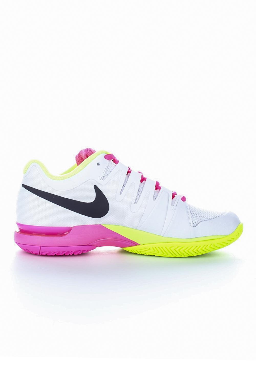 NIKE - Γυναικεία παπούτσια τέννις Nike ZOOM VAPOR 9.5 TOUR λευκά γυναικεία παπούτσια αθλητικά tennis