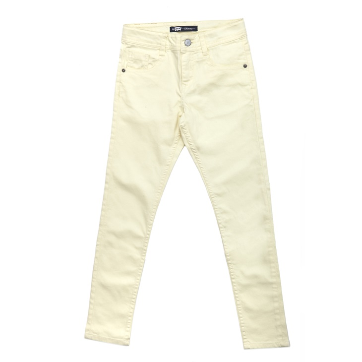 6eac62a2834 Παιδικό παντελόνι Levi's Kids κίτρινο (1291494.0-0053)   Factory Outlet