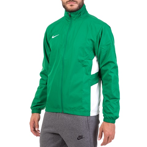 NIKE-Ανδρική αθλητική ζακέτα NIKE DRY ACDMY14 TRK πράσινη