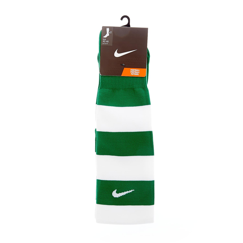 NIKE - Κάλτσες Nike λευκές-πράσινες γυναικεία αξεσουάρ κάλτσες