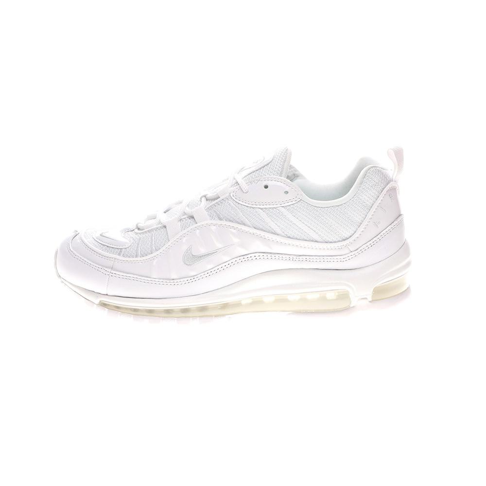 NIKE – Ανδρικά running παπούτσια NIKE AIR MAX 98 λευκά ασημί