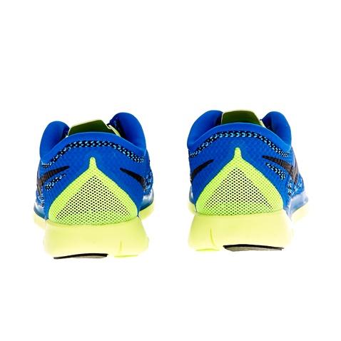 NIKE-Παιδικά αθλητικά παπούτσια NIKE FREE 5.0 μπλε