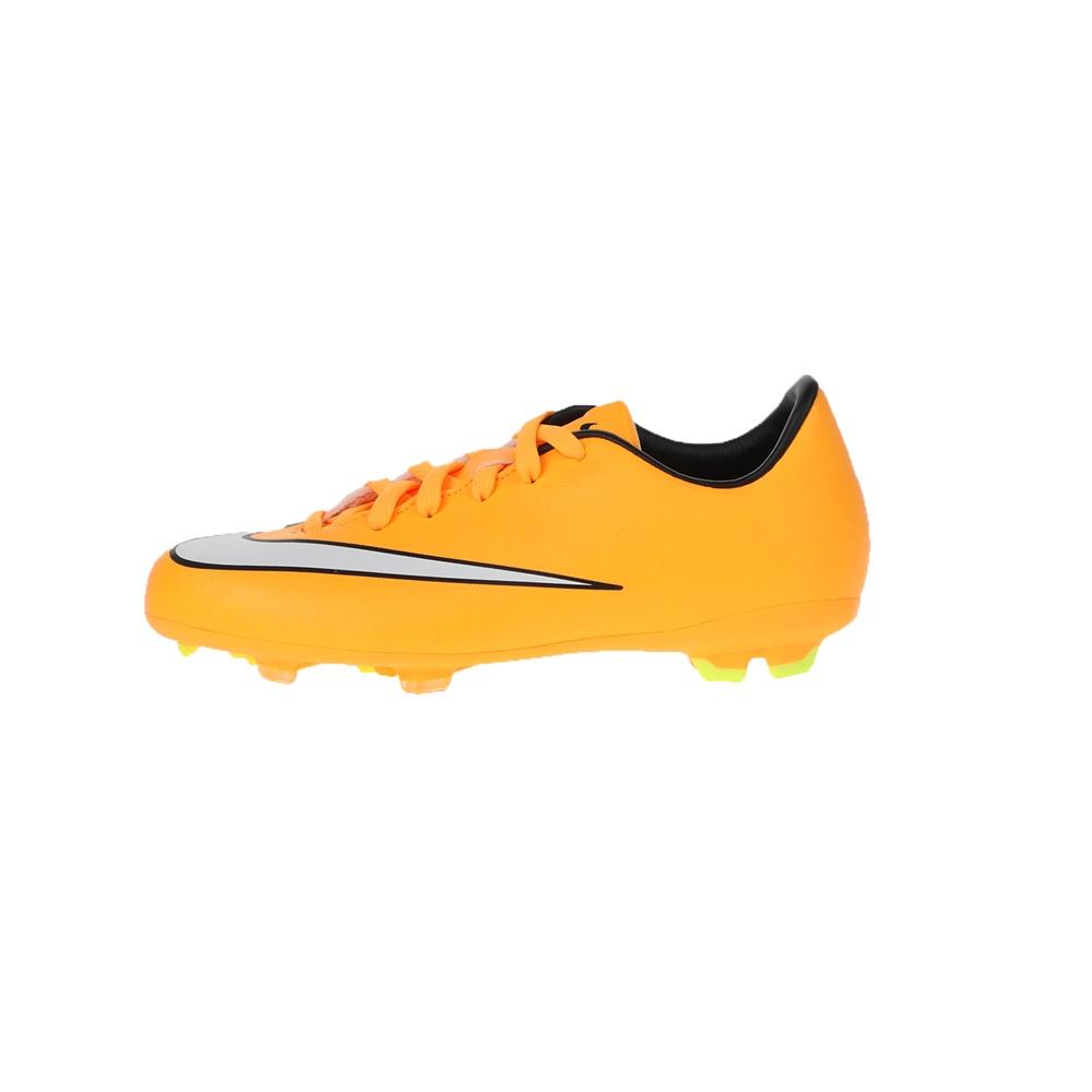 NIKE – Παιδικά παπούτσια Nike JR MERCURIAL VICTORY V FG πορτοκαλί