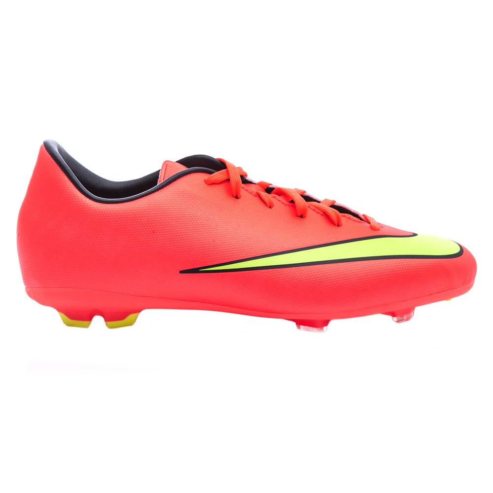 NIKE – Παιδικά παπούτσια football Nike Mercurial Victory JR ροζ-κόκκινα