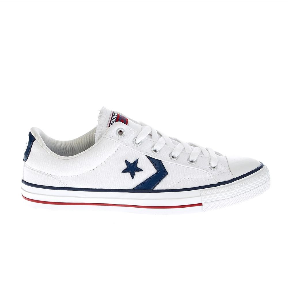 CONVERSE – Unisex παπούτσια Star Player λευκά