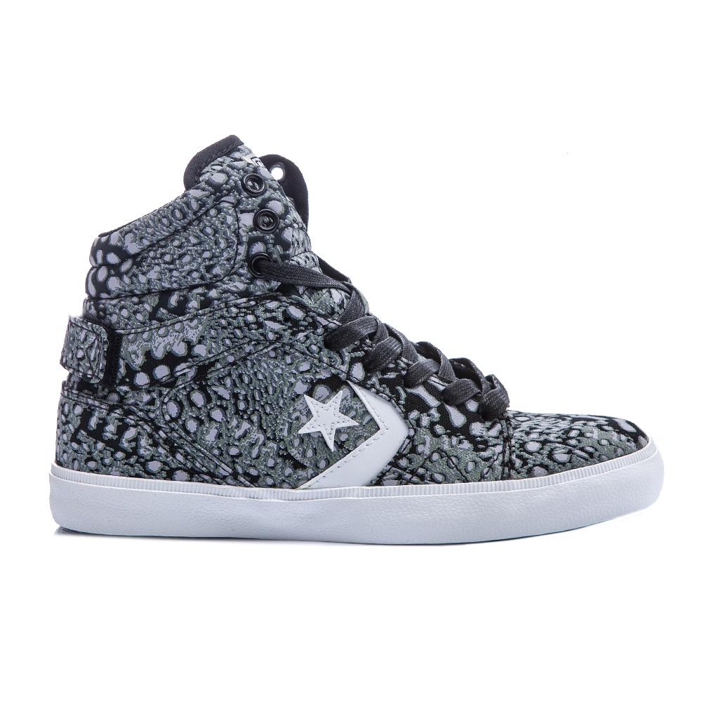 CONVERSE – Unisex παπούτσια All Star 12 μαύρα-λευκά