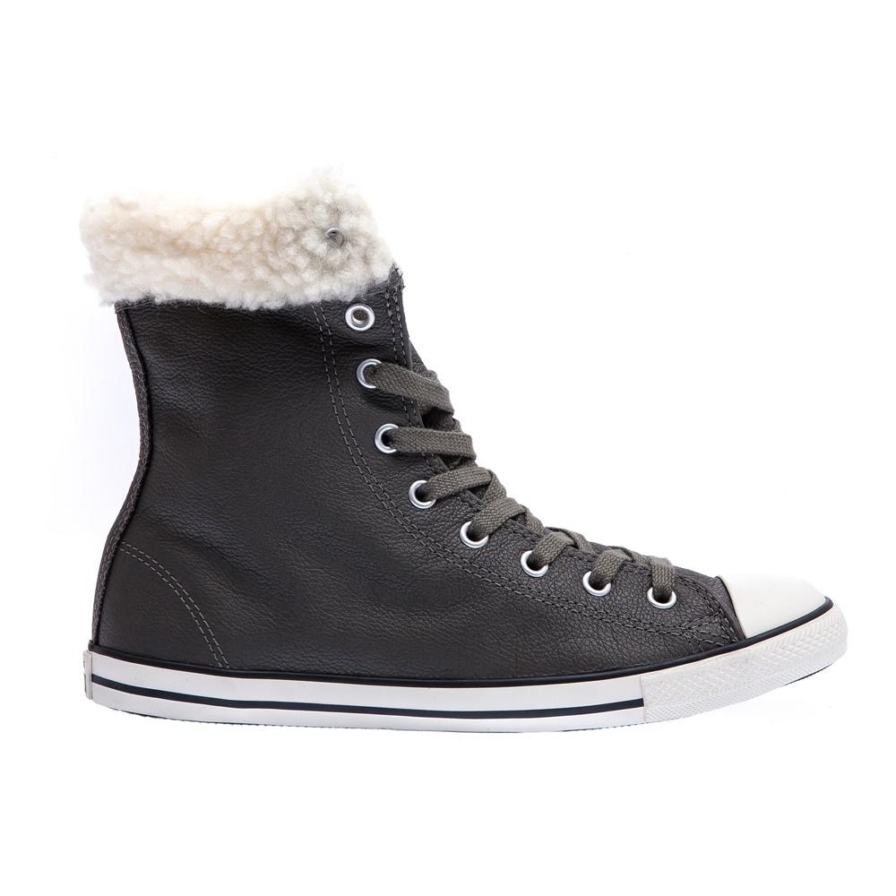 CONVERSE – Γυναικεία παπούτσια Chuck Taylor All Star Dainty ανθρακί