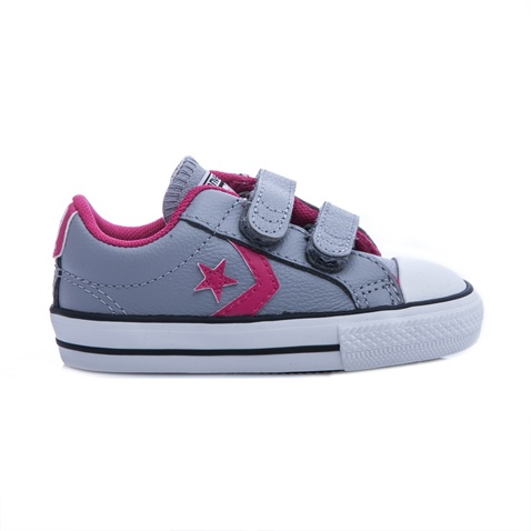 98bfff9d3b2 Βρεφικά παπούτσια Star Player γκρι - CONVERSE (1321184.0-0082) | Factory  Outlet