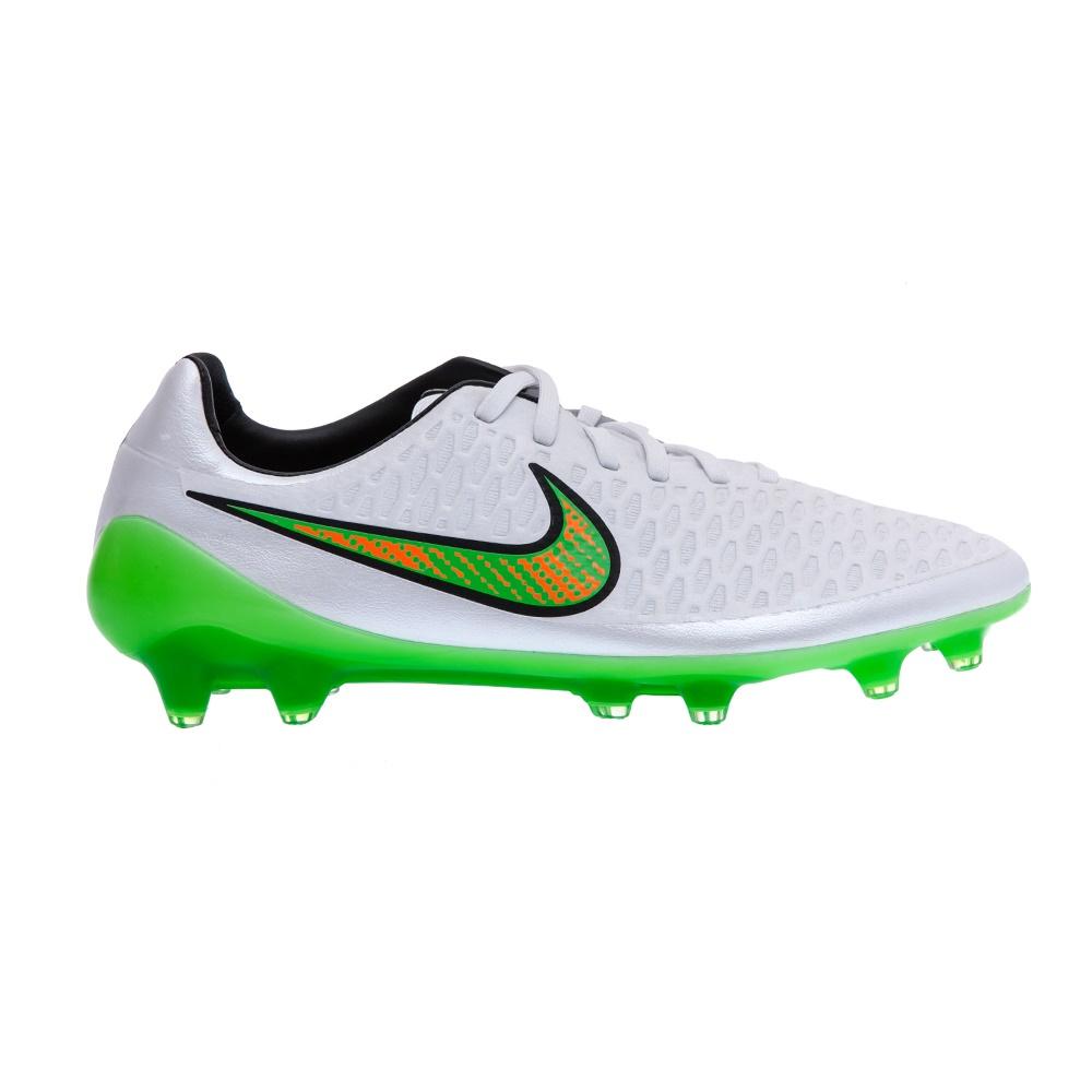 NIKE – Ανδρικά παπούτσια NIKE MAGISTA OPUS FG λευκά