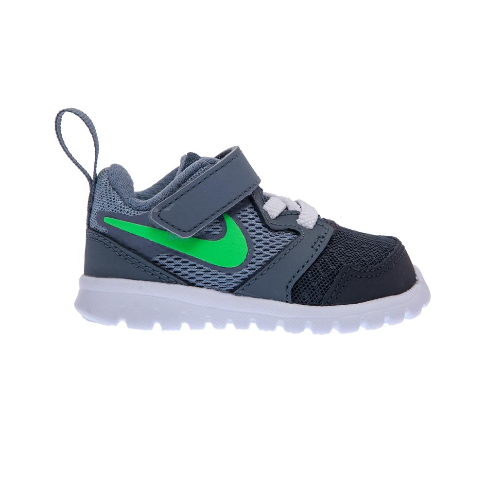 NIKE – Βρεφικά παπούτσια NIKE FLEX EXPERIENCE 3 γκρι