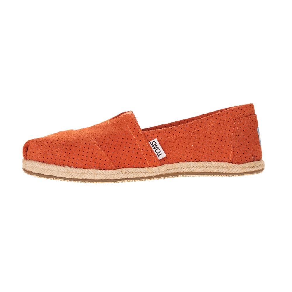 TOMS – Γυναικείες εσπαντρίγιες TOMS Perforated πορτοκαλί