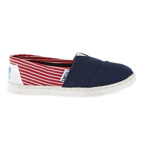 8854a6dfabe Παιδικές εσπαντρίγιες TOMS μπλε-κόκκινες (1322316.0-00f1) | Factory Outlet