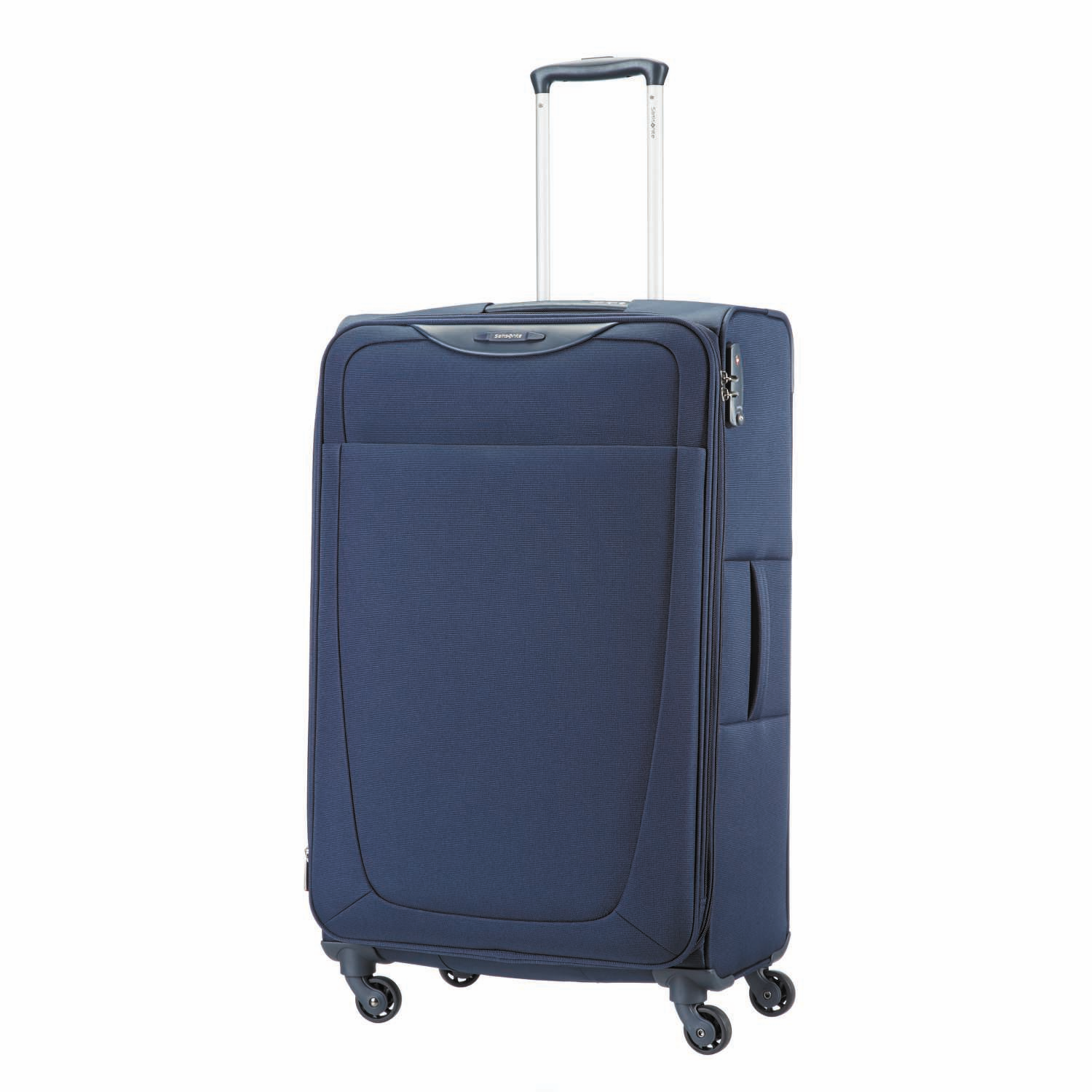SAMSONITE (TRAVEL) - Βαλίτσα BASEHITS SPINNER 77/28 Samsonite μπλε