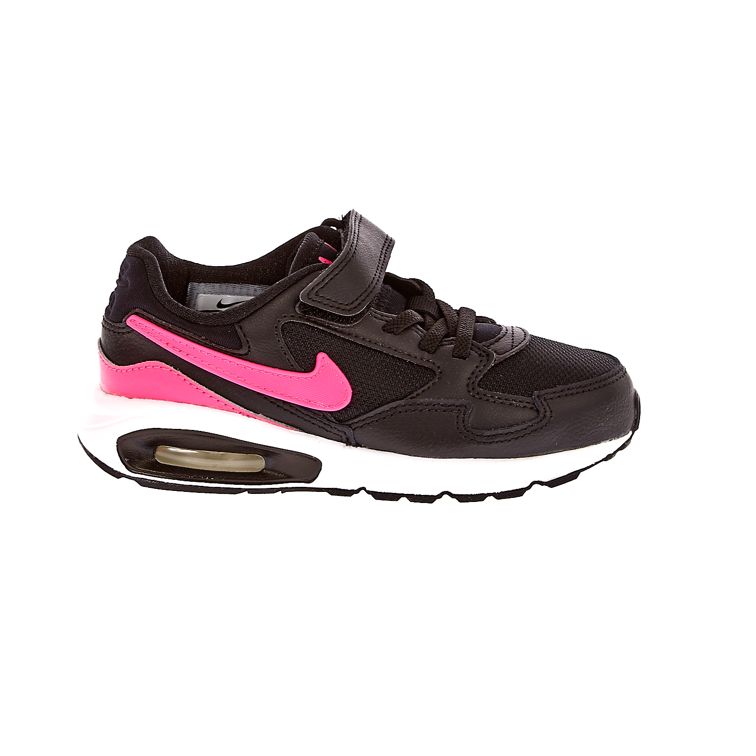 NIKE – Παιδικά αθλητικά παπούτσια NIKE AIR MAX ST μαύρα