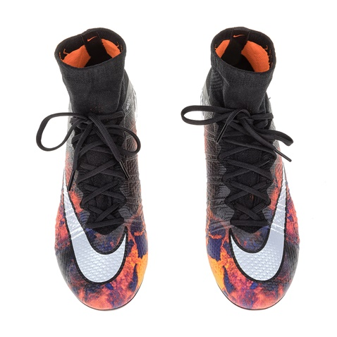 3fd32d88deb Ανδρικά ποδοσφαιρικά παπούτσια ΝΙΚΕ MERCURIAL SUPERFLY CR FG μαύρα ...