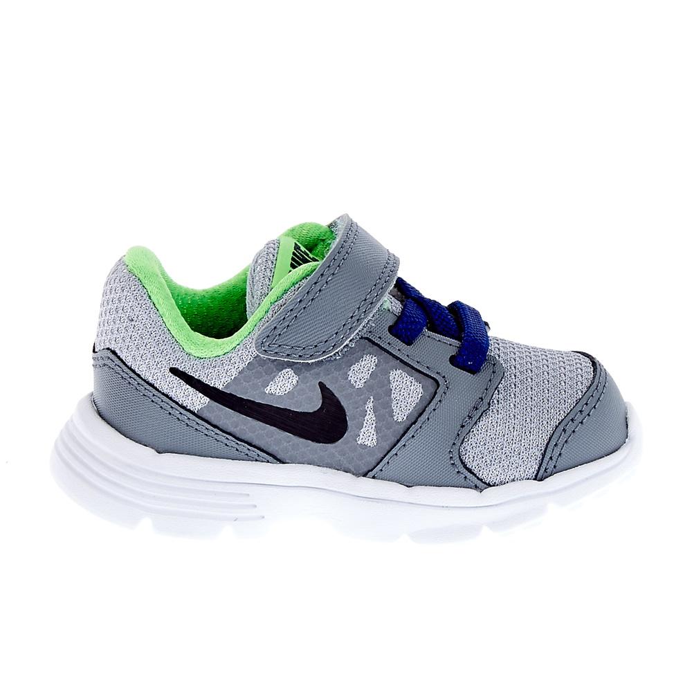 NIKE – Βρεφικά παπούτσια NIKE DOWNSHIFTER 6 γκρι