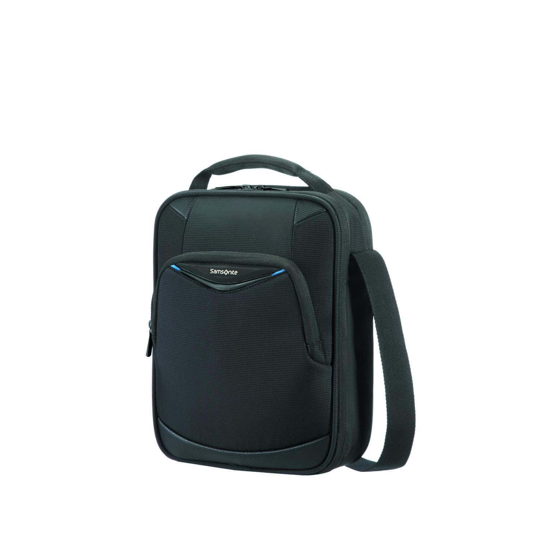 0c72166b93 SAMSONITE – Τσάντα χιαστί TRIFORCE TABLET CROSS-OVER μαύρη