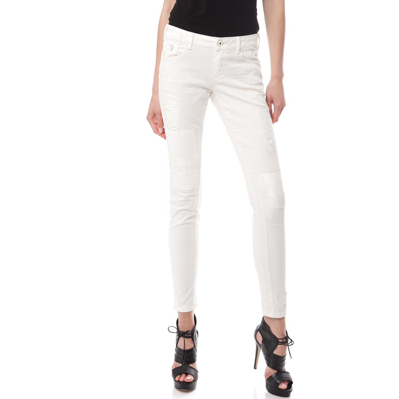 24ef98f7bd0c SCOTCH   SODA - Γυναικείο τζιν παντελόνι SCOTCH   SODA ημίλευκο