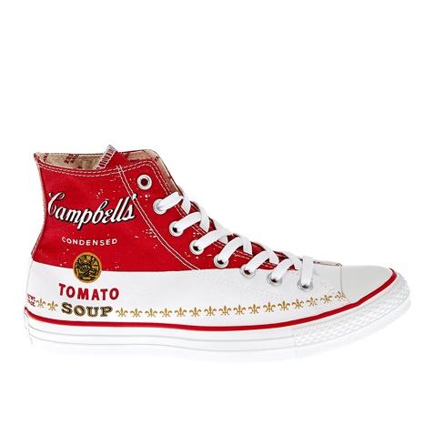 6171e9a6d5b Unisex παπούτσια Chuck Taylor κόκκινα - CONVERSE (1358031.0-4191 ...