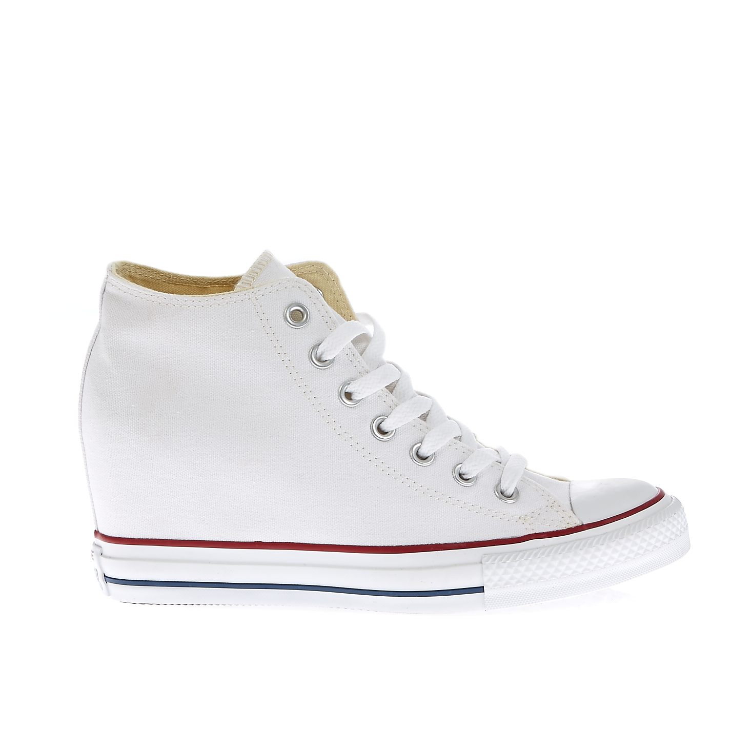 CONVERSE – Γυναικεία παπούτσια Chuck Taylor λευκά