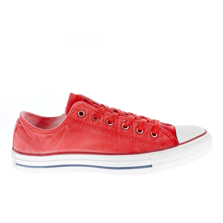 CONVERSE – Γυναικεία παπούτσια Chuck Taylor κόκκινα-κοραλί