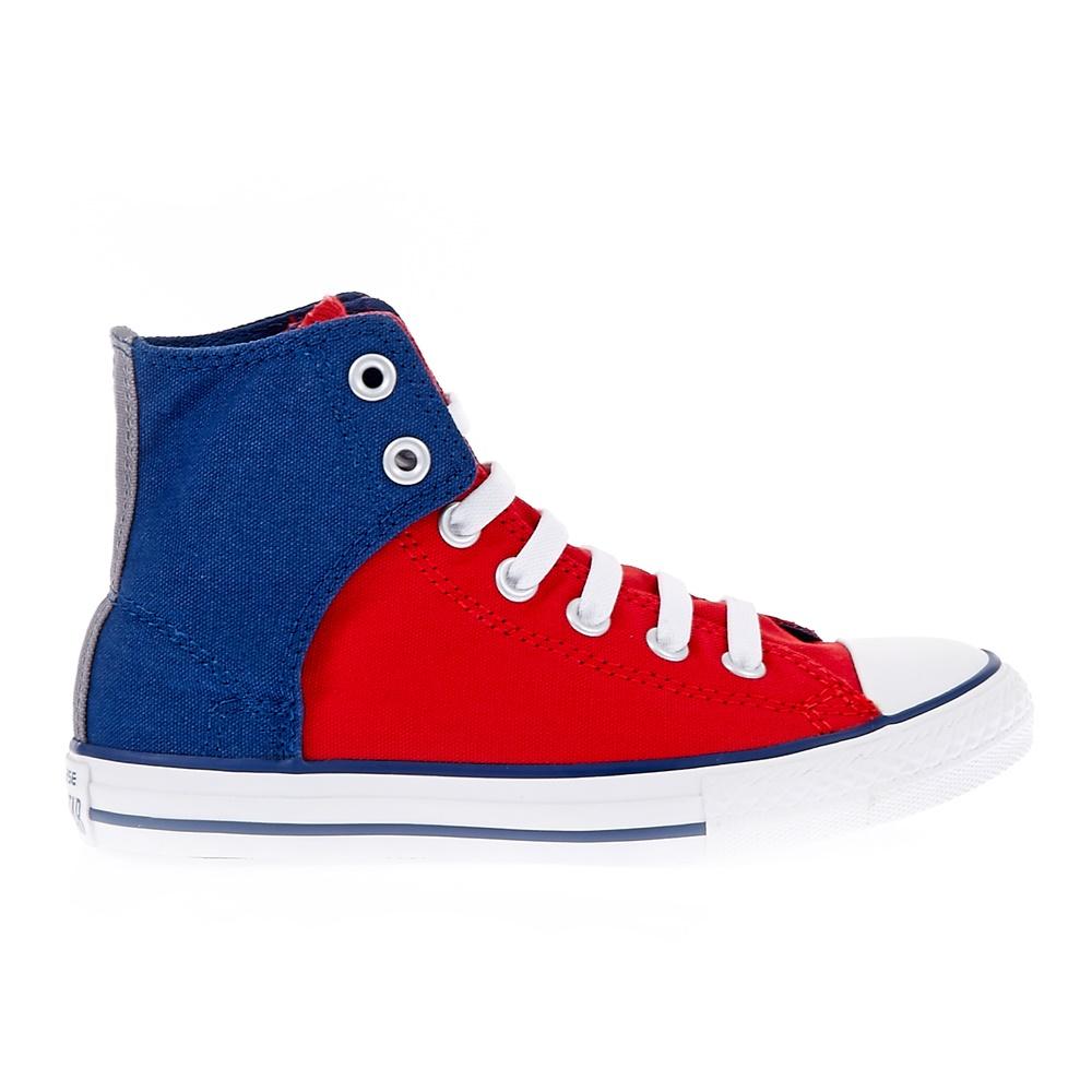 CONVERSE – Παιδικά παπούτσια Chuck Taylor All Star Easy μπλε-κόκκινα