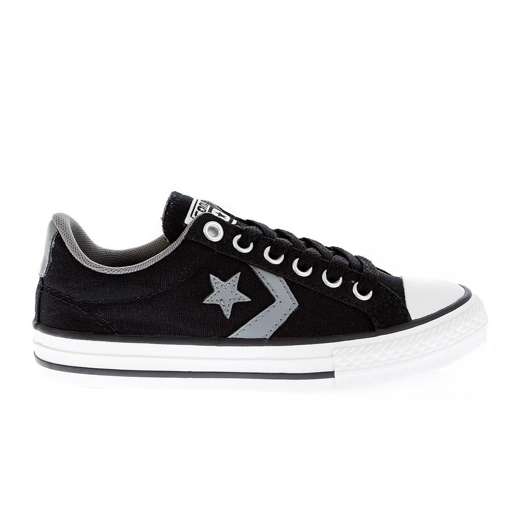 CONVERSE – Παιδικά παπούτσια Star Player μαύρα