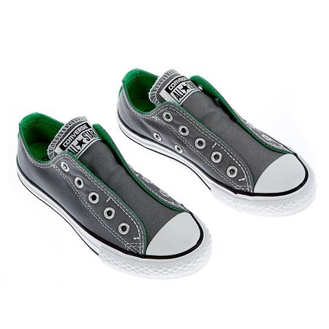 3892a77cd6f Παιδικά παπούτσια Chuck Taylor γκρι - CONVERSE (1358469.0-8363 ...