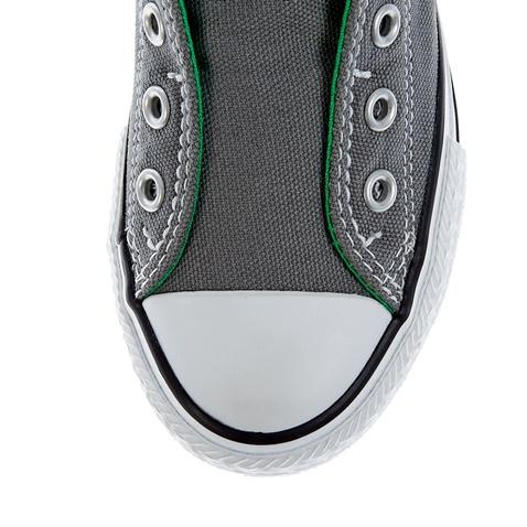 CONVERSE-Παιδικά παπούτσια Chuck Taylor γκρι