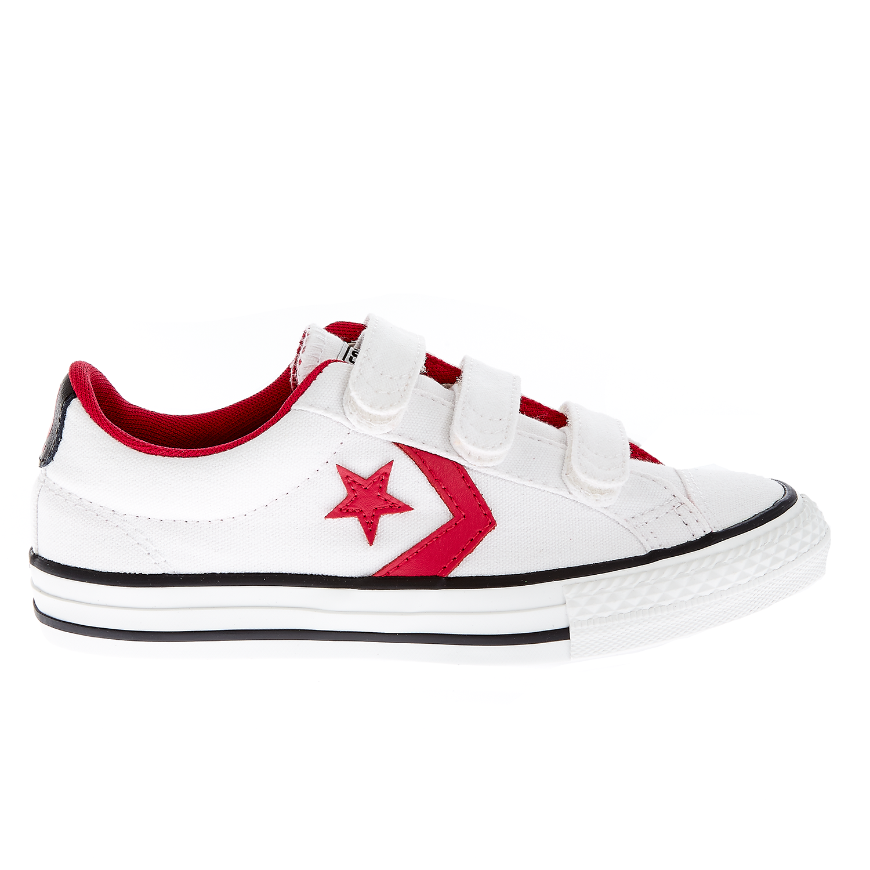 CONVERSE – Παιδικά παπούτσια Star Player λευκά
