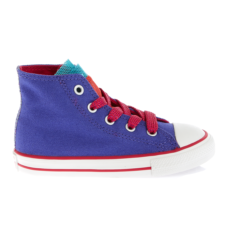 CONVERSE – Βρεφικά παπούτσια Chuck Taylor μωβ