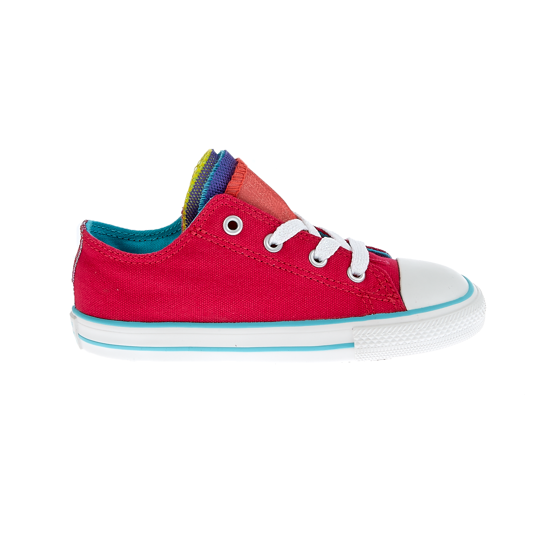 CONVERSE – Βρεφικά παπούτσια Chuck Taylor Party φούξια